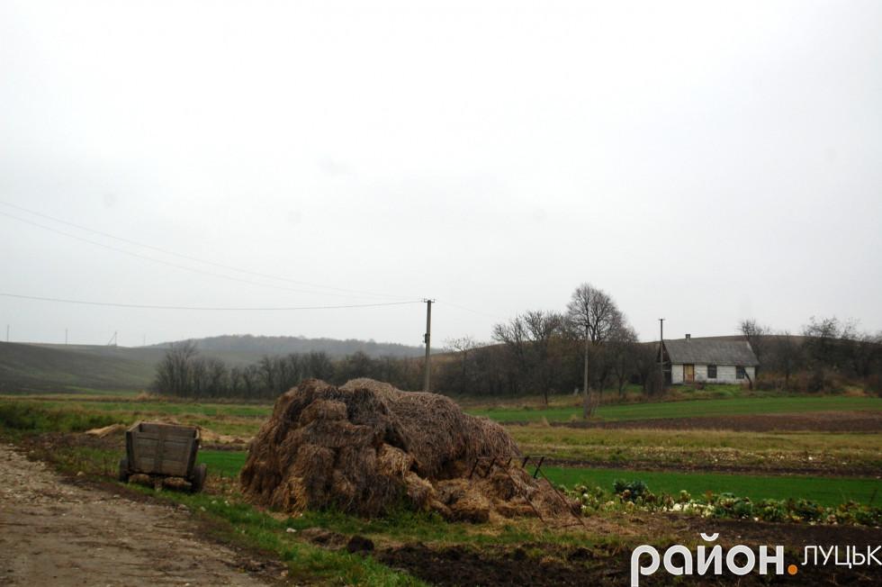 Краєвиди села Цеперів
