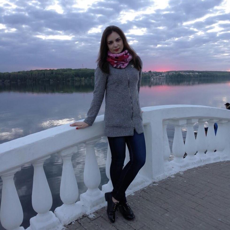 Оксана на сесії в Тернополі