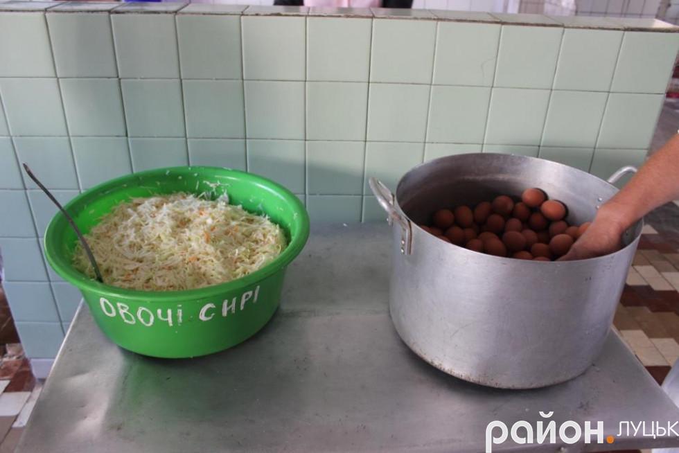 Їжу в лікарні намагаються урізноманітнити