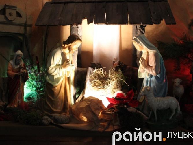 У Луцьку готуються до Різдва