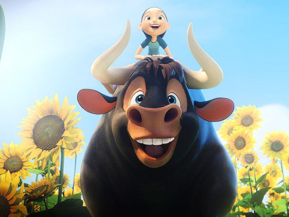 Добра історія про доброго бика