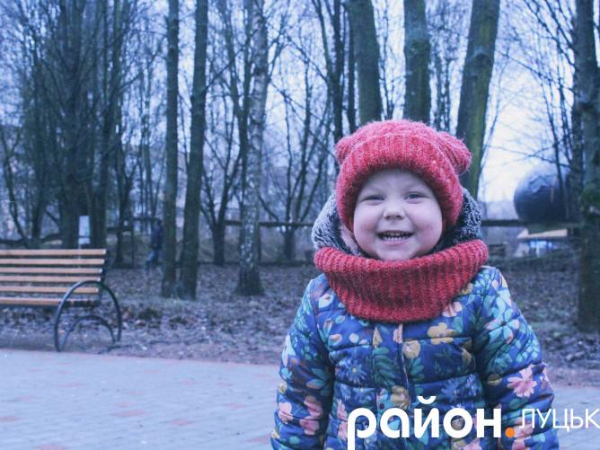 Усміхнена Мілана Медвецька