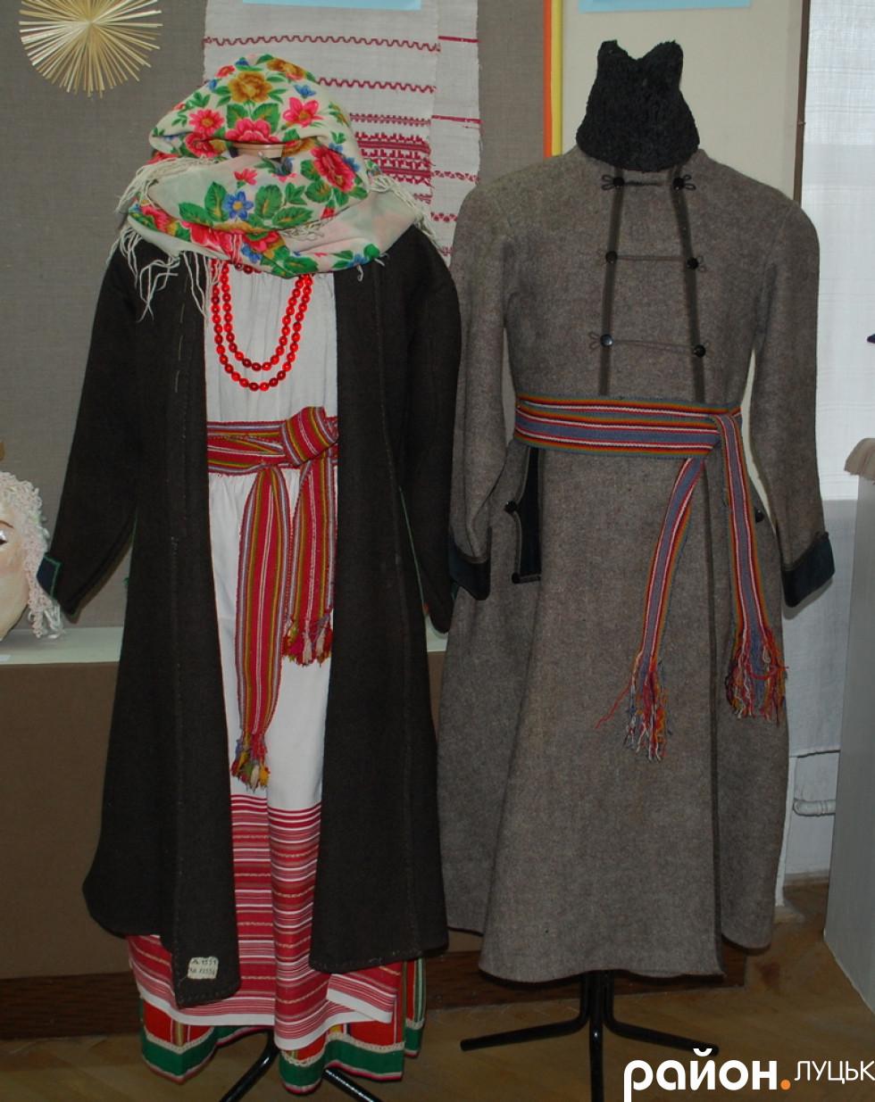 Святковий одяг, в якому колядували