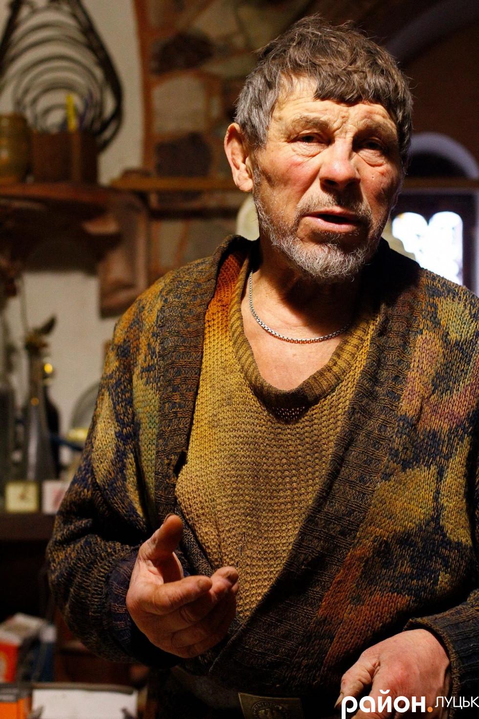 Справжня легенда Микола Головань