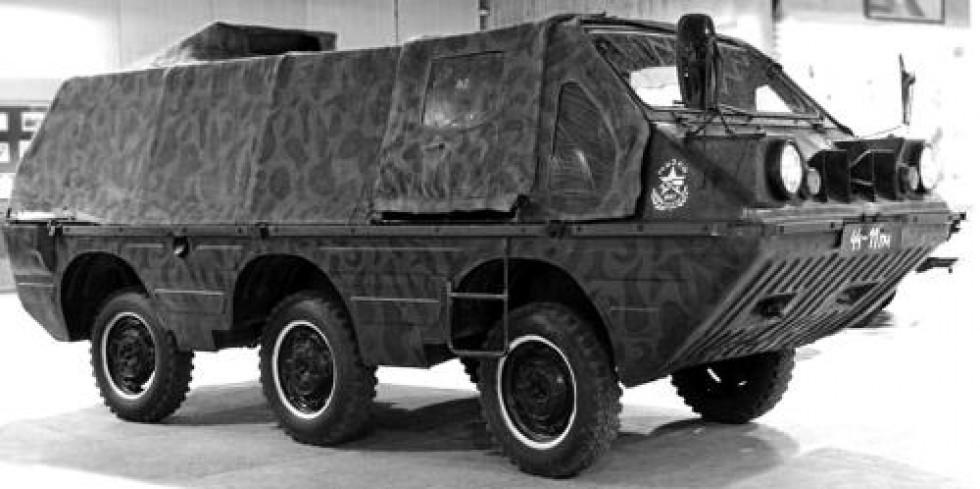 Автомобіль ЛуАЗ-972