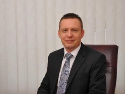 Голова ВОГО «ВОЛК» і БФ «Рідна Волинь» Дмитро Глазунов