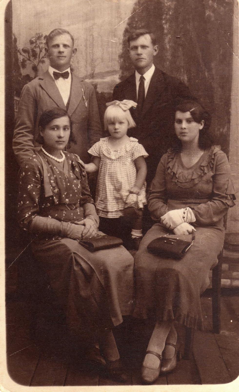 Волинь, 1935 р.