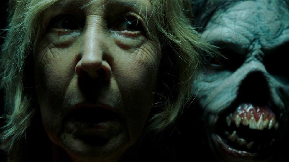 Ні, цей демон у фільмі реально страшний