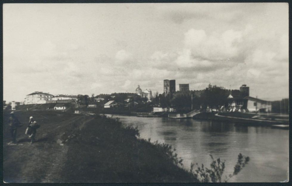 Вигляд на Замок Любарта