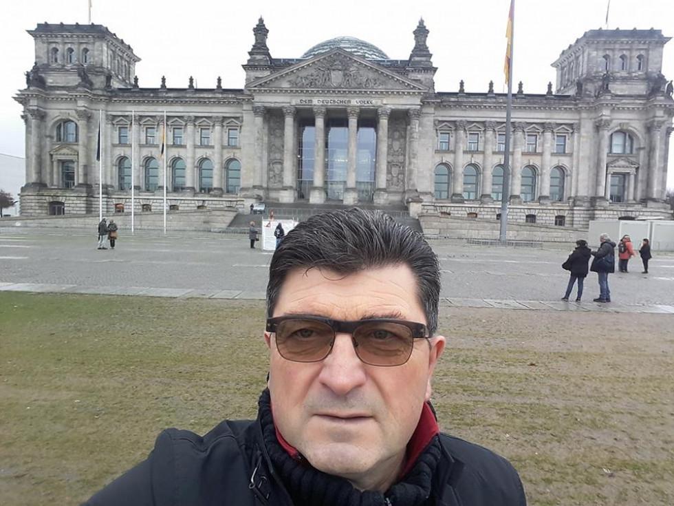 Володимир Павлік у Німеччині