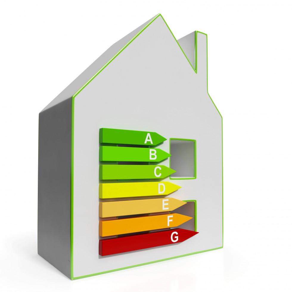 Класи енергоефективності будівель