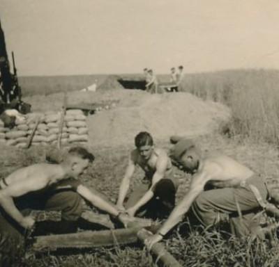 Побут солдатів вермахту