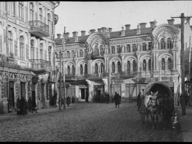 Вулиця Лесі Українки у Луцьку