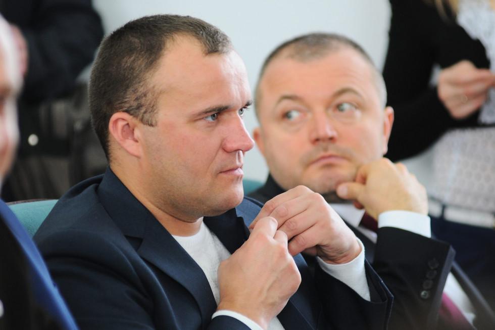 «На сьогодні у Луцьку майже немає таких підприємств, що хоча б заробляють самі на себе, - каже Петро Нестерук