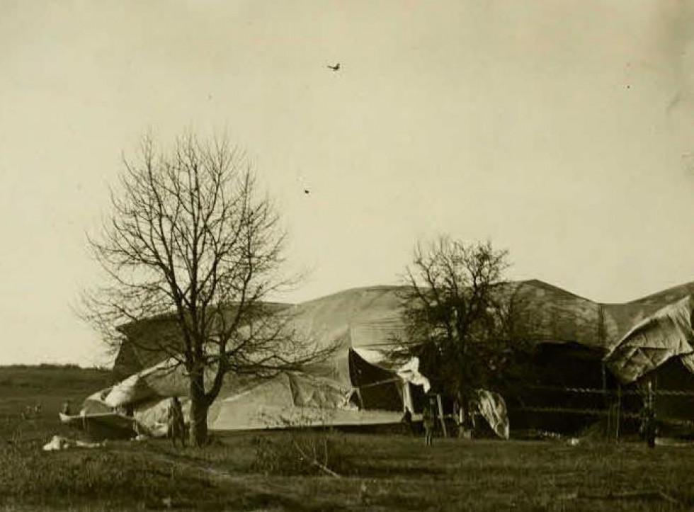 Фото зробили в часи Першої світової війни