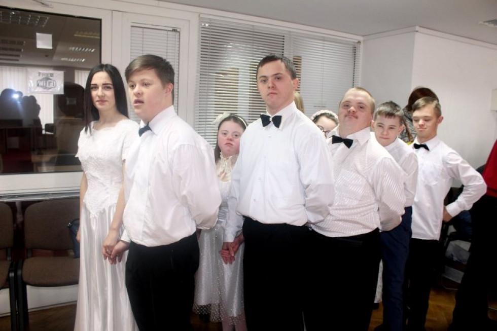 Нещодавно особливий вальс презентували на християнському фестивалі у Луцьку