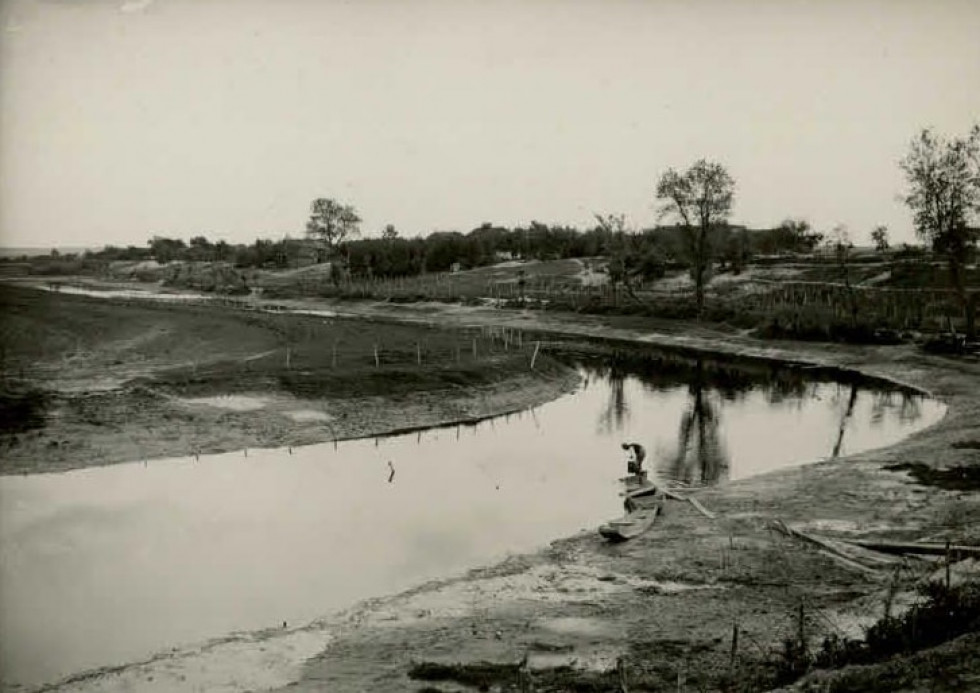 Панорама річки Стир