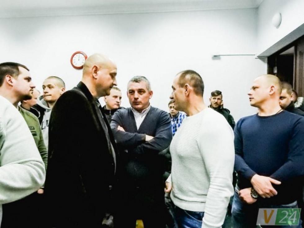 Задля конспірації Олег Дуткевич-Балабаш рекомендується… Денисом