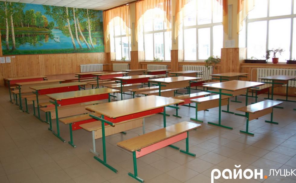 Тут харчуються учні школи в селі Лище