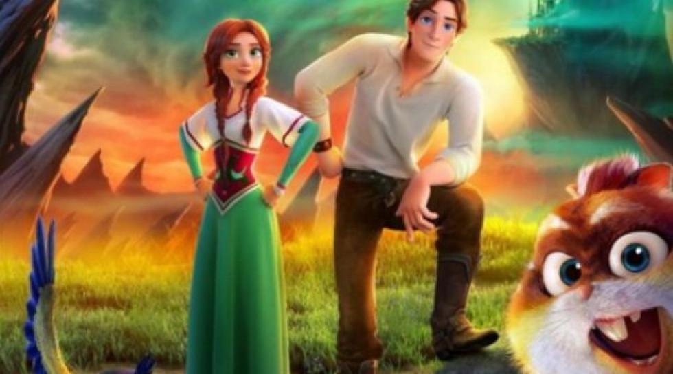 Не-принц, принцеса, і Хом'як, який рятує всіх