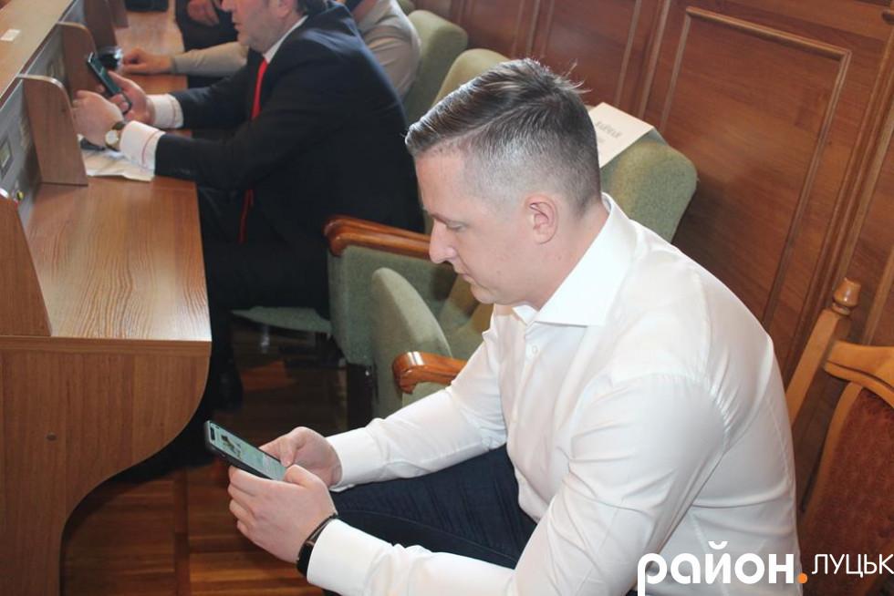 Бізнесмен Андрій Разумовський
