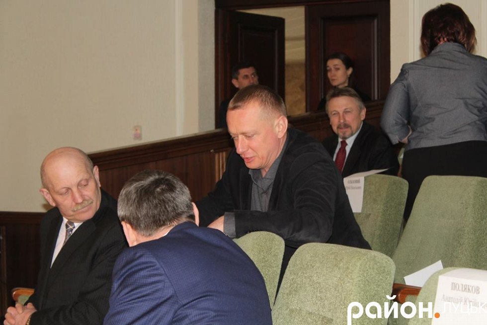 Голова правління ПАТ «Волиньгаз» Мирослав Коротя