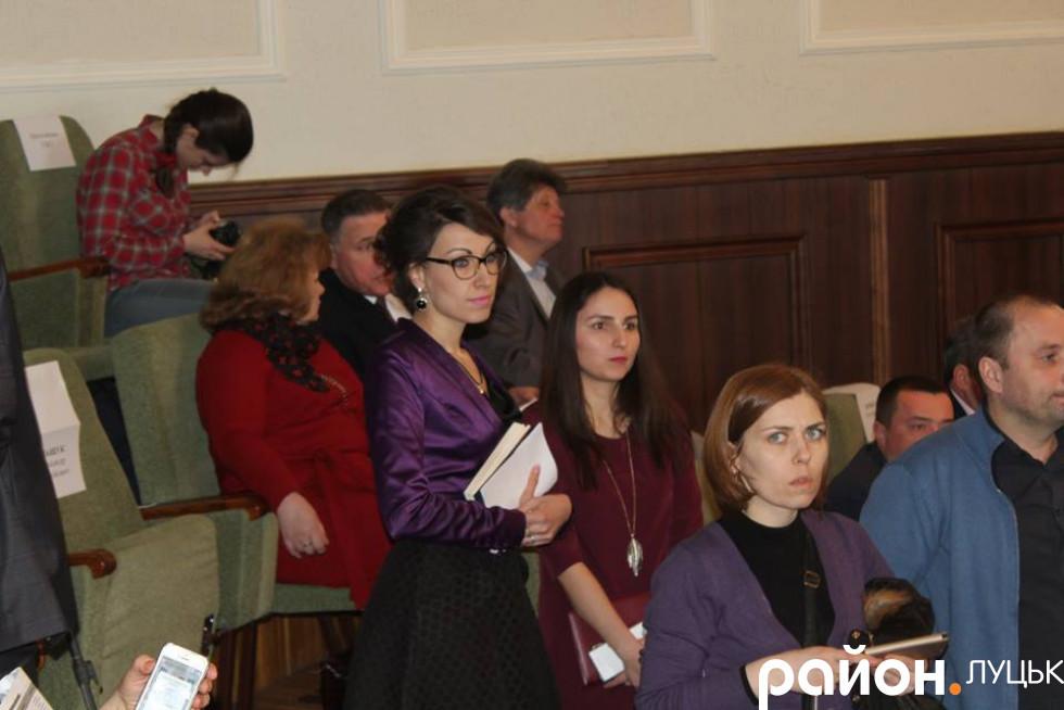 Начальниця інформаційного відділу ВОДА Світлана Головачук подала заяву на звільнення у день призначення нового голови