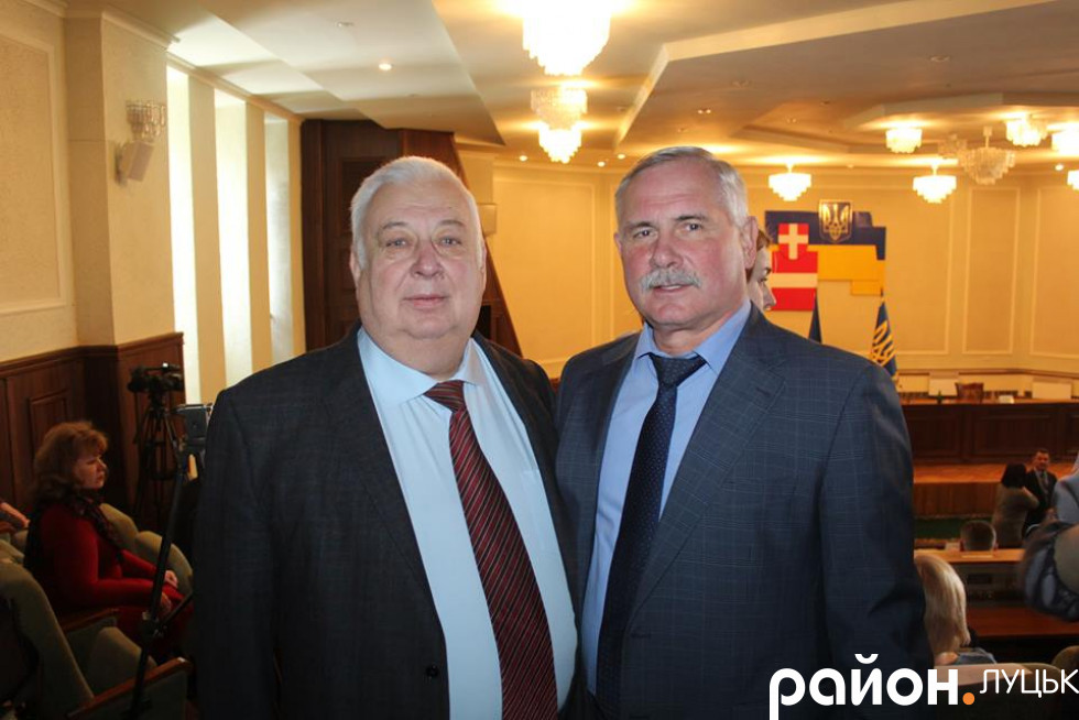 Вічні мери: Петро Саганюк і Віктор Сапожніков