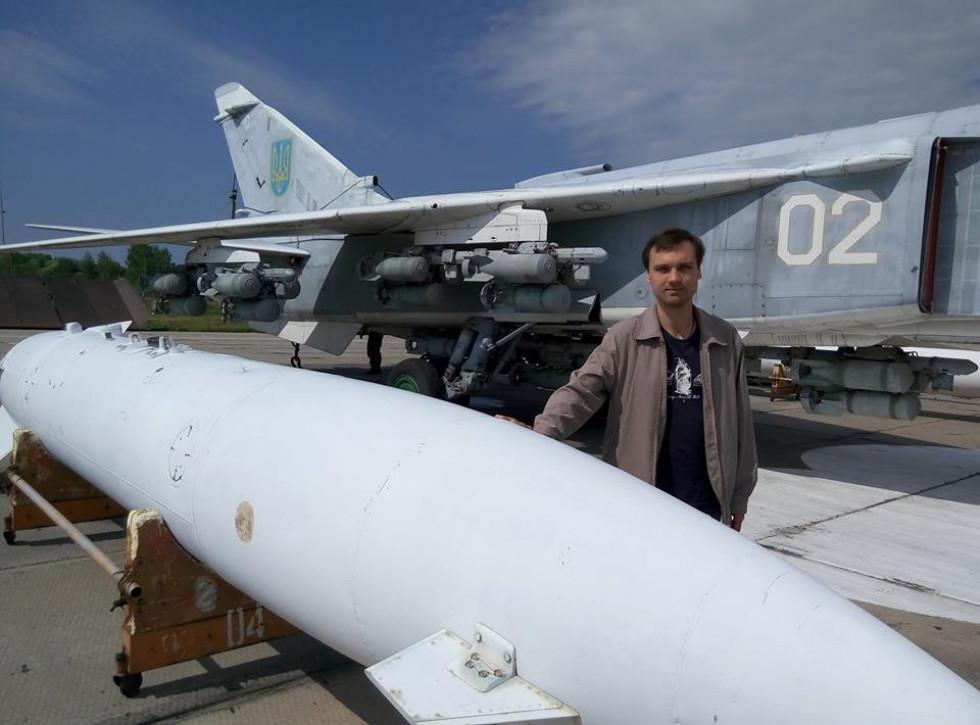 На військовому аеродромі у Старокостянтинівці