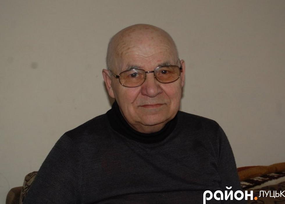 Тренер Володимир Гащин