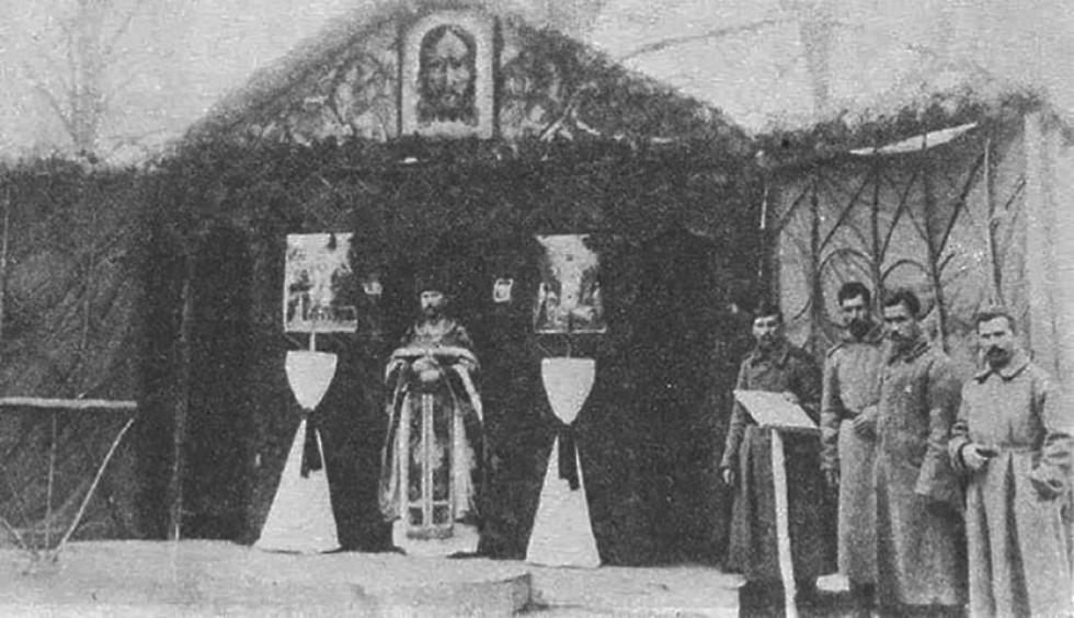 Полкова церква
