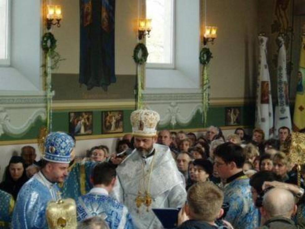 Йосафат Говера навчався у духовній семінарії