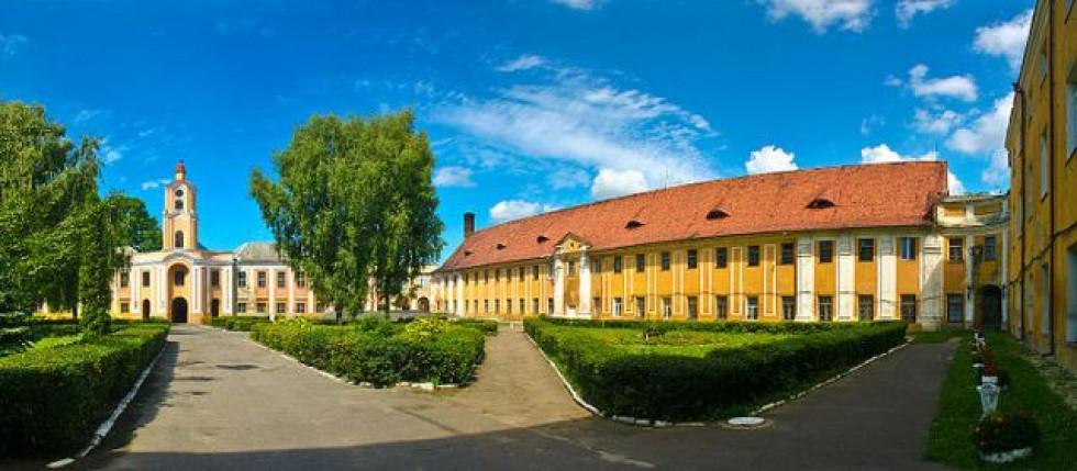 Замок Радзивілів