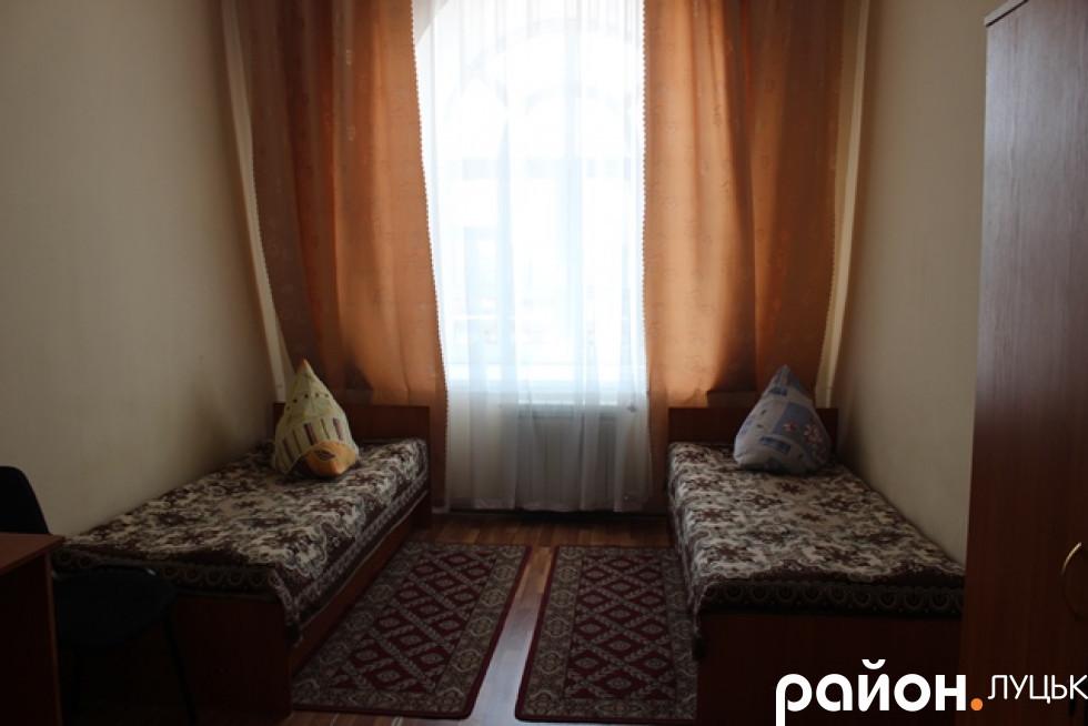 Звичайні кімнати відпочинку