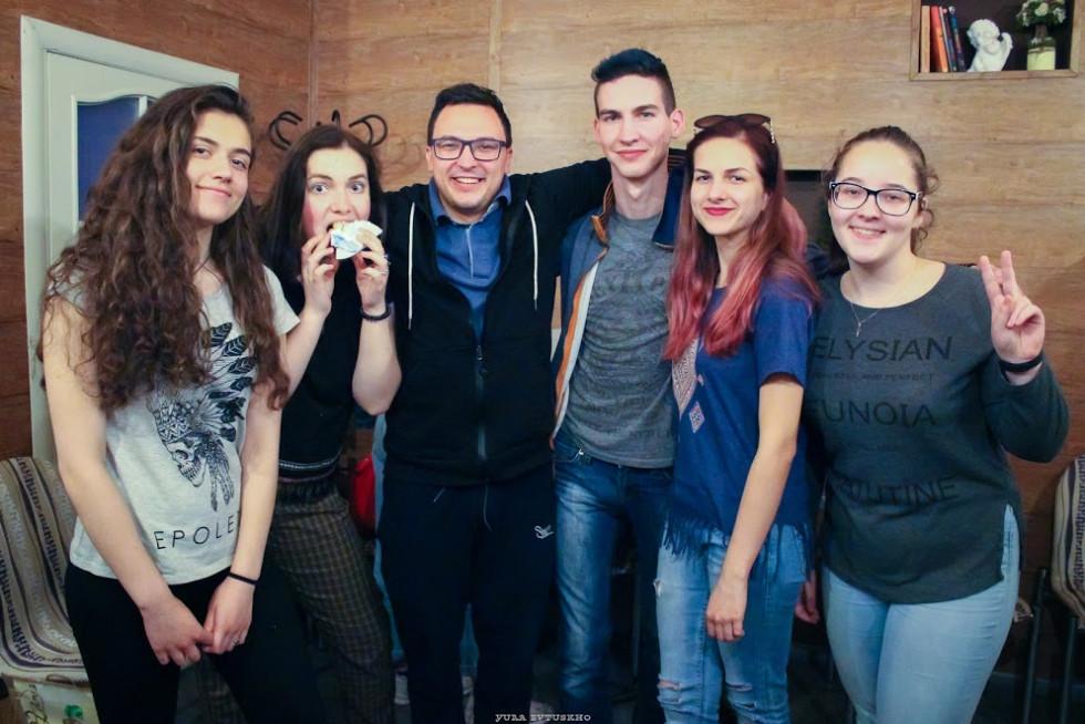 Учасники та організатори проекту