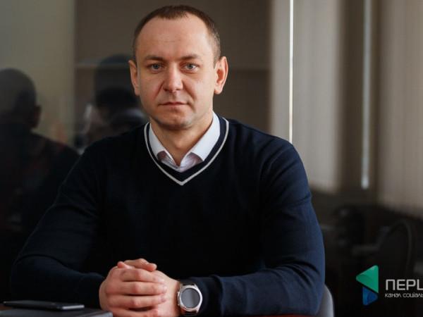 Генеральний директор «Бетон Брук Сервіс» Сергій Стрихарчук