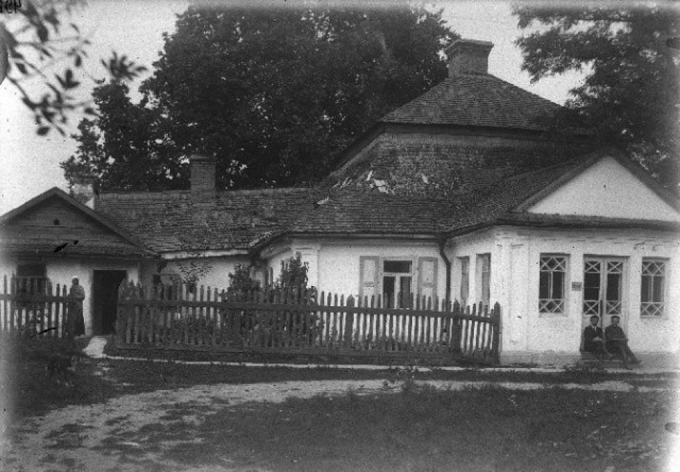 Старовинна садиба Зайковських XVIII ст.