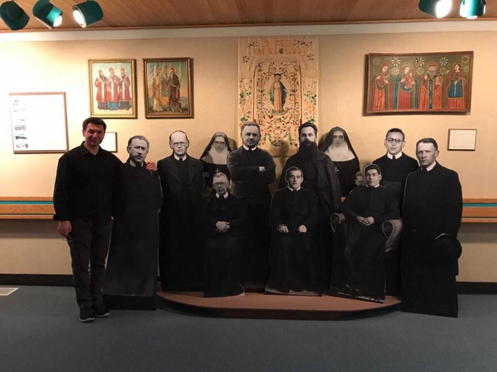 «У нашому монастирі в Канаді Літургія правиться і українською, і англійською мовами»