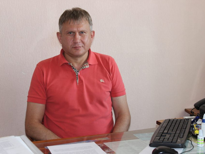 Начальник Центру превентивної медицини ДУ «ТМО МВС України у Волинській області» Віктор Наумчик