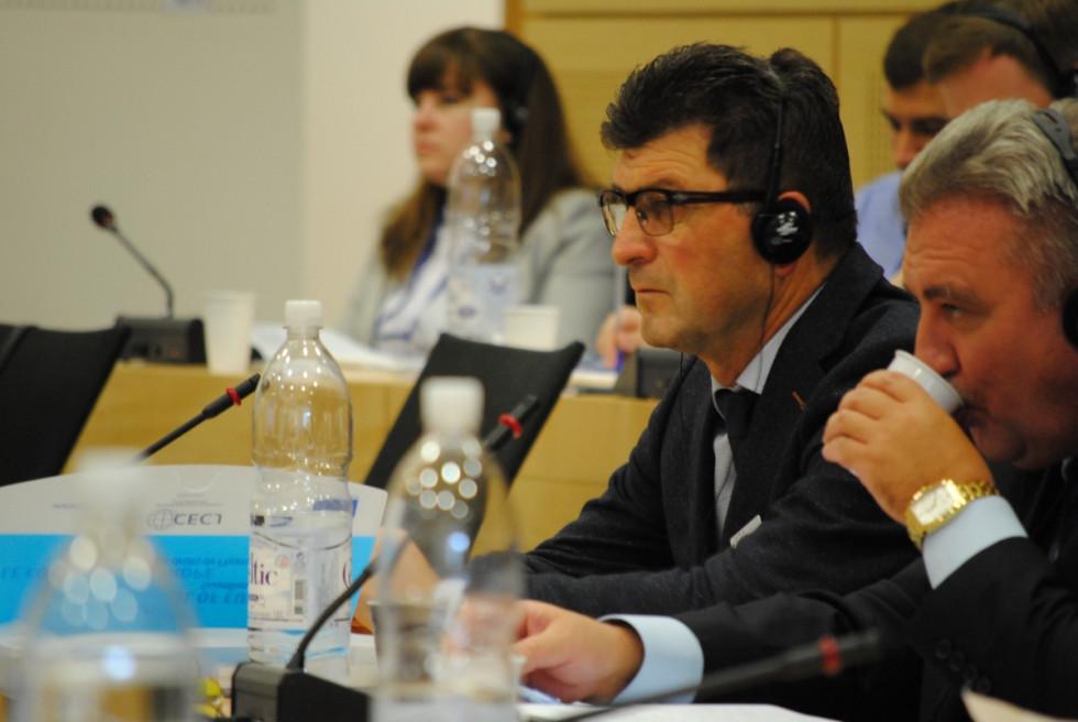 Страсбург. Навчання на семінарі в раді Європи
