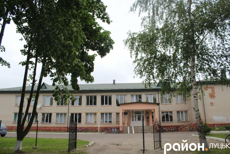 Смолигівська школа