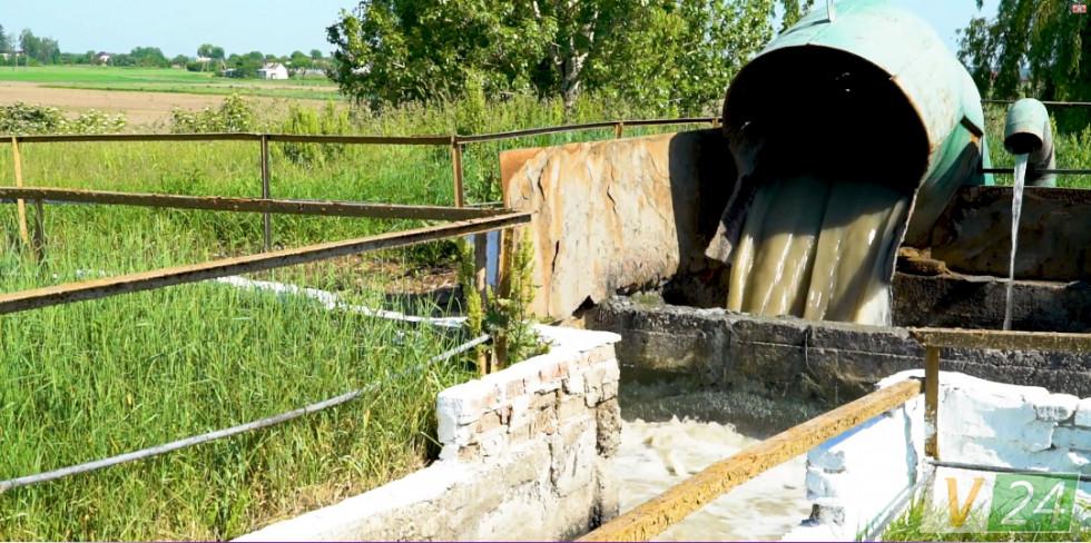 За добу очисні споруди в Липлянах приймають щонайменше 50 тисяч тонн нечистот. Це - близько 150 міських басейнів