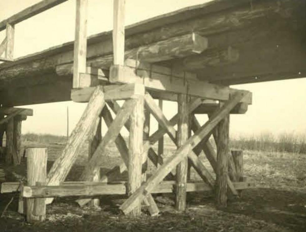 Опори, на яких тримався міст