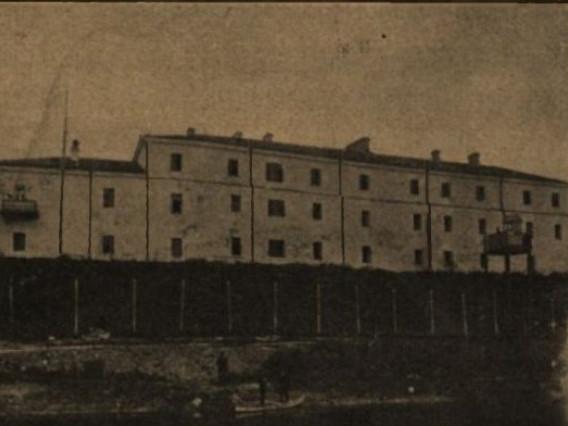 Приміщення Луцької тюрми, 1929 р.