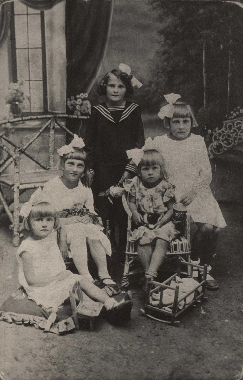 Торчин, 1920-ті роки