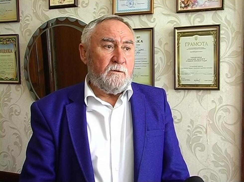 Микола Якимчук