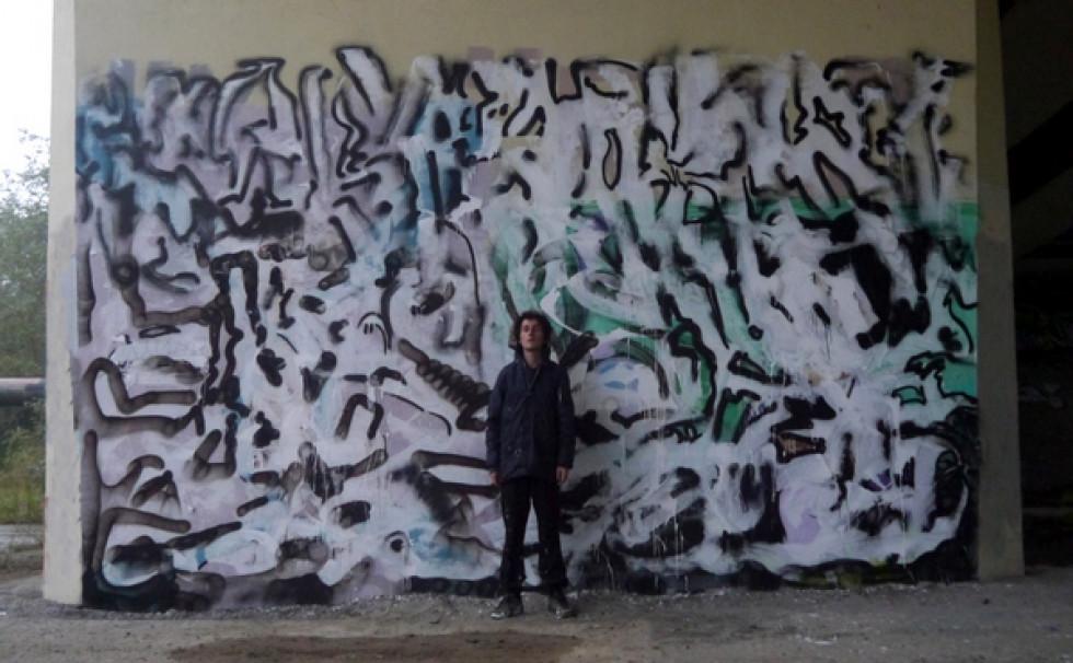 Польський художник Блажей Русин