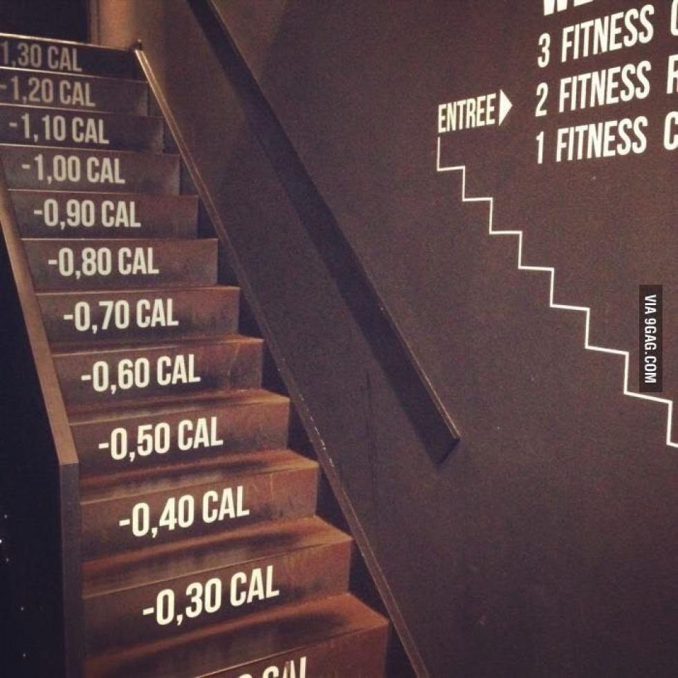 Розмальовані сходи