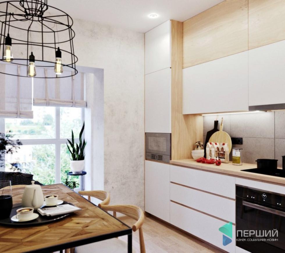 Зразок дизайну кухні
