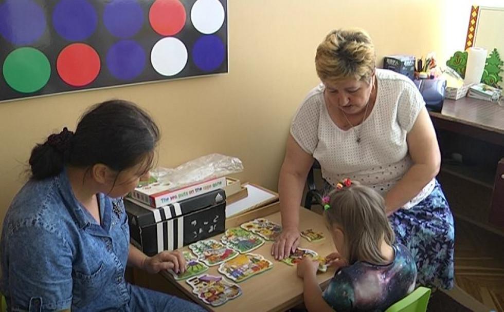 Заняття для дітей за педагогічним напрямком намагаються зробити якомога цікавішими